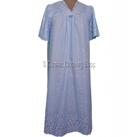 Blue Gabrielle Anglaise Nightie