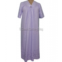 Lilac Gabrielle Anglaise Nightie