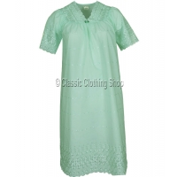 Green Gabrielle Anglaise Nightie