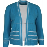 Aqua Twinset Look Jumper
