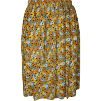 Marrigold Floral Printed Skirt