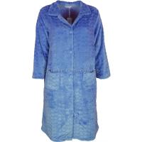 Denim Blue Super Soft Dressing Gown