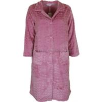 Rose Pink Super Soft Dressing Gown